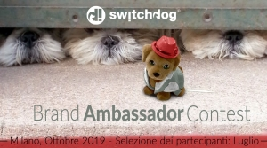 Switchdog looks for dog models of all breeds: take part in the contest to become the new Brand Ambassadors
